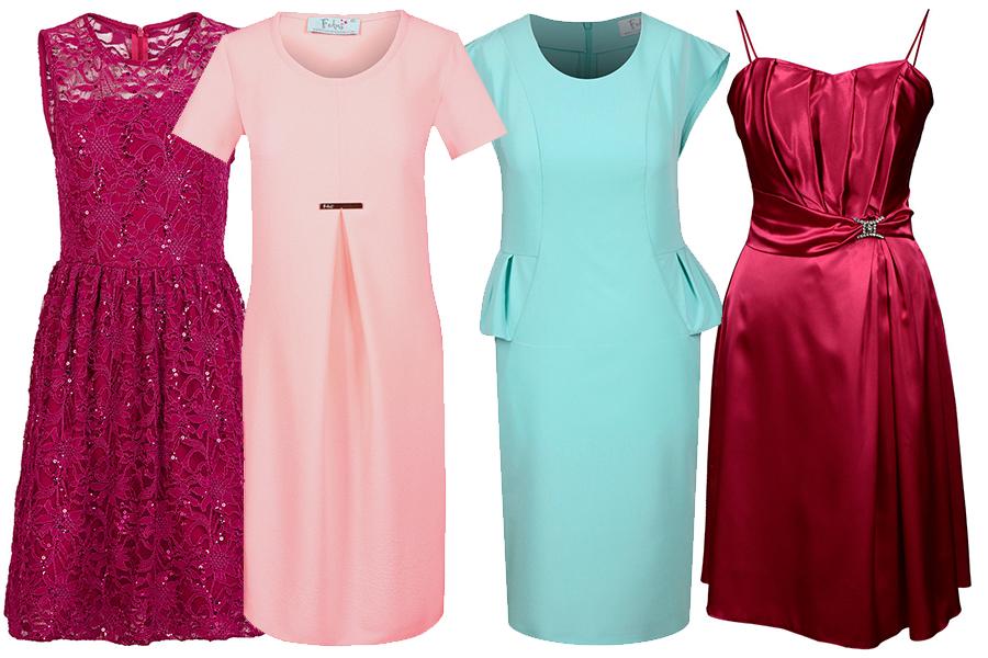 Niedrogie sukienki na imprezę