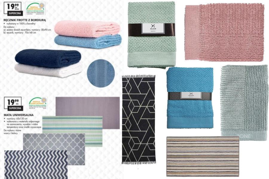 Ręczniki i dywaniki łazienkowe - stwórz kolorową przestrzeń!