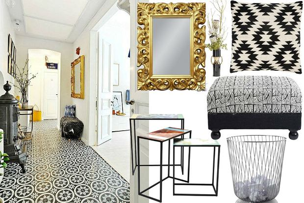 dodatki, styl portugalski, wnętrza, mieszkanie