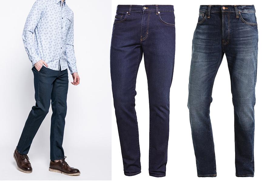 Idealne jeansy - czyli jakie?