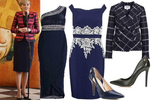 fot. WBF/ Agata Duda/ modne sukienki na święta