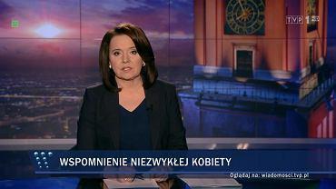 TVP cały dzień o Kaczyńskiej. O rocznicy jej śmierci nawet u Danuty Holeckiej