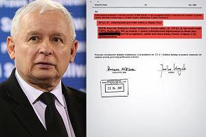 Długi Kaczyńskiego i 80 euro Szydło. Oświadczenia majątkowe polityków