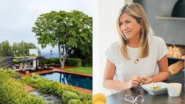 Aniston sprzedaje swoją willę, w której wzięła ślub. Robi wrażenie! Jeden element szczególnie przyciąga uwagę