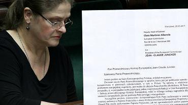 """""""Pana choroba alkoholowa"""". Pawłowicz pisze do Junckera. B. ambasador: To prywitywizm"""