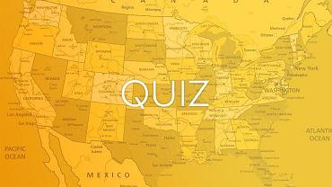 Amerykanie mają problem z mapą Europy, a jak Ty poradzisz sobie z mapą Ameryki? Sprawdź!
