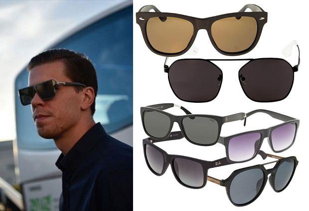 Okulary przeciwsłoneczne, z którymi nie rozstają się piłkarze