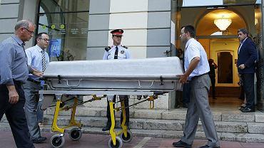 Ekshumowano ciało Salvadora Dalego. Wszystko z powodu 61-letniej... wróżki