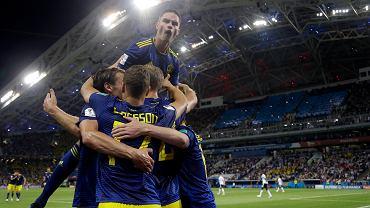 Szymon Marciniak skrzywdził Szwecję. Jednoznaczne reakcje ekspertów