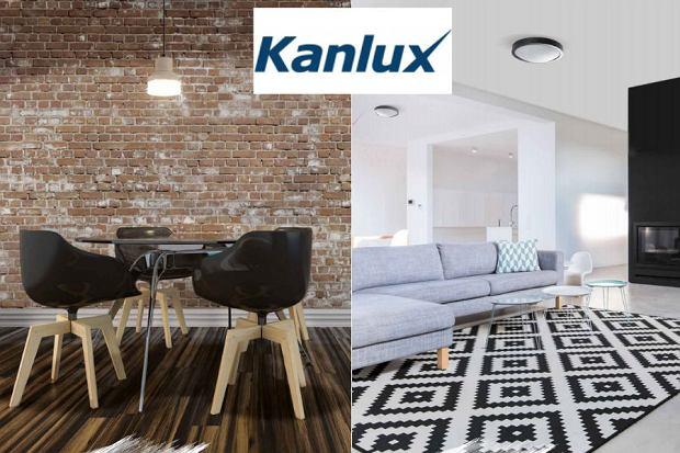 Kanlux - lampy i oprawy oświetleniowe