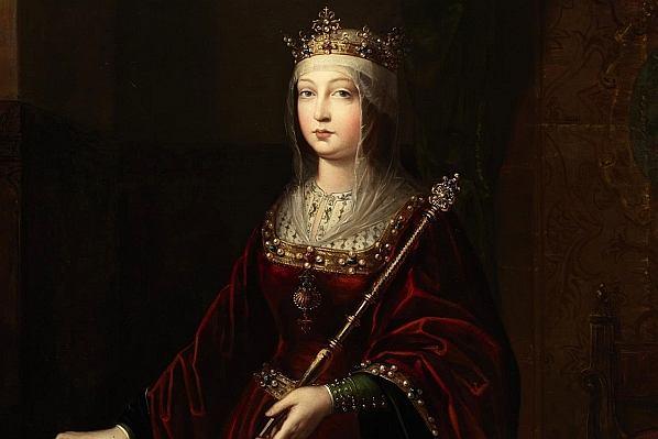 Ta królowa cieszyła się wręcz magicznym poważaniem wśród żołnierzy. Mówiło się, że jej obecność daje wojskom ostrogę do wywalczenia zwycięstwa