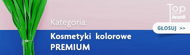 kosmetyki kolorowe premium