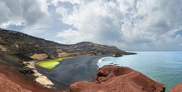 El Golfo na Lanzarote