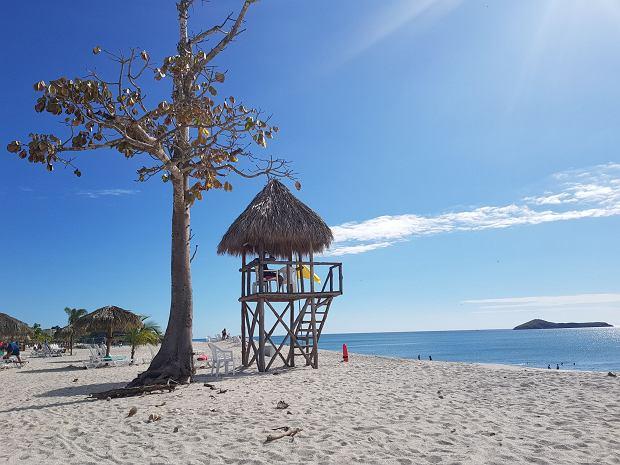 Farallón, Playa Blanca Panama