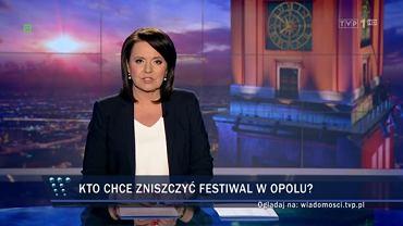 """""""Wiadomości"""" o Opolu. Potem wchodzi Kurski: """"Prezydent Opola będzie BŁAGAŁ"""""""