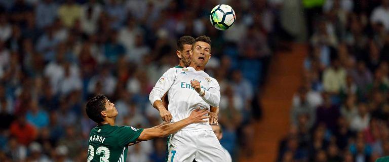 Sensacja w Madrycie! Nieudany powrót Ronaldo! Real przegrywa po golu w 94. minucie meczu!