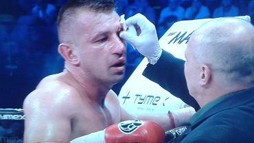 Krwawa walka i wielki powrót Tomasza Adamka! Polak wygrywa na ringu w Częstochowie!