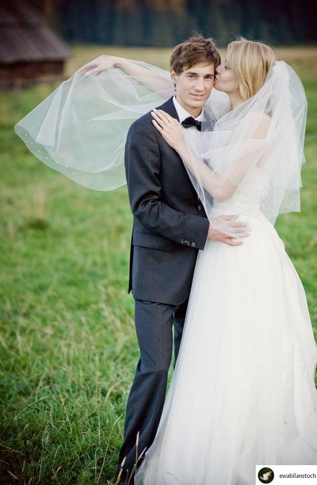 Ewa Bilan-Stoch i Kamil Stoch