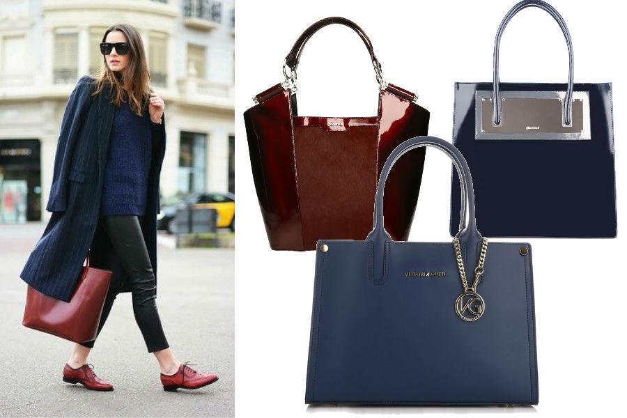 d255ea8e82d55c Idealna torebka do pracy - sojusz wygody i elegancji: wiele z tych ...