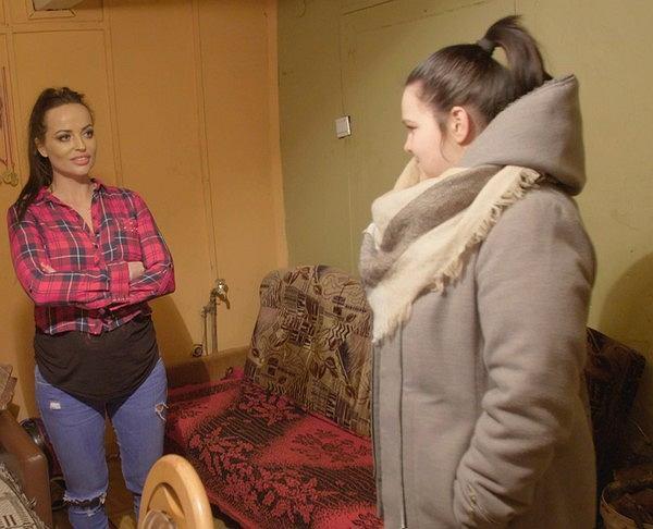 Magdalena Godlewska w programie 'Damy i wieśniaczki'