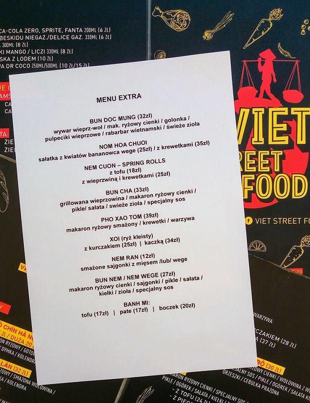 Jedzenie wietnamskie