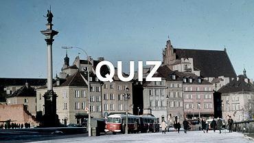 Quiz wiedzy ogólnej. Trzy pytania są dla was bardzo trudne. Na 5. 60 proc. z was nie zna odpowiedzi. Spróbujesz?
