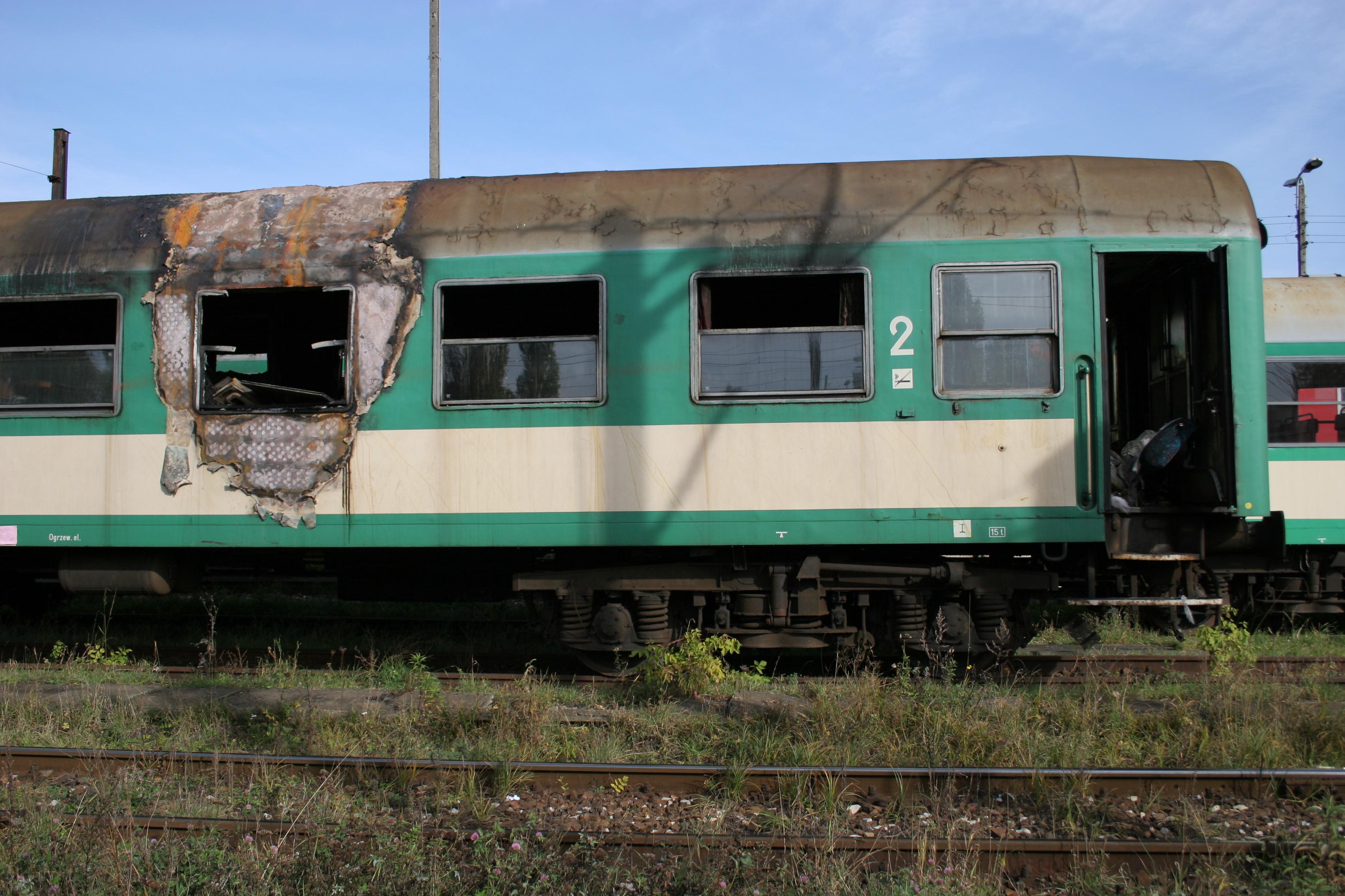 Bocznica kolejowa Kraków-Płaszów (fot. Grażyna Makara / Agencja Gazeta)