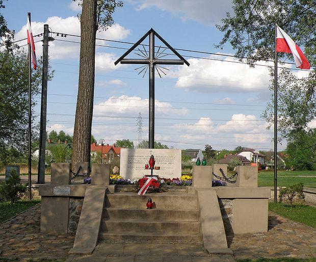 Kurhan poległych pod Olsztynką Grochowską