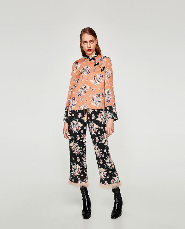 Kolekcja Zara jesień 2017