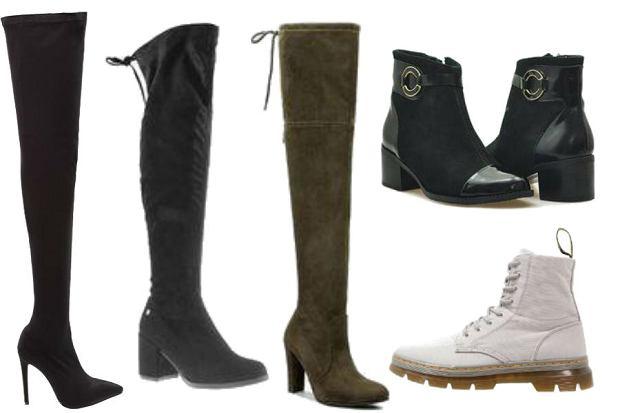 fot. materiały partnera/ modne buty w przystępnych cenach