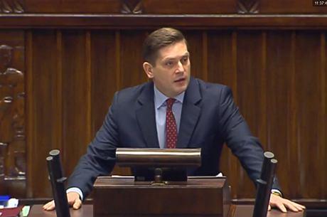 Bartosz Kownacki (iTV Sejm)