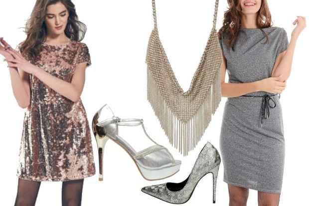 fot. materiały partnera, srebrne ubrania i dodatki na karnawał