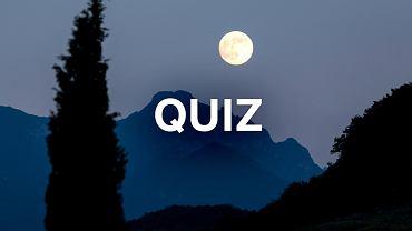 Quiz z wiedzy o Księżycu. Z tym zadaniem na pewno będziesz mieć problem