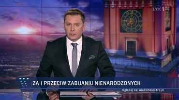 """""""Wiadomości"""" TVP podliczyły protest kobiet i Czarny Piątek. To już nawet nie jest śmieszne"""