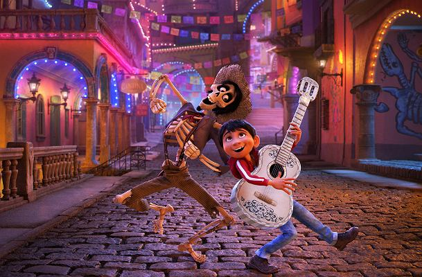 Twórcy tej animacji przez lata jeździli po Meksyku, odwiedzali targowiska, kościoły, hacjendy. Efekt? Zaskakuje