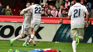 Kosztowali Real Madryt 140 milionów euro. Przez BBC mecze oglądają z ławki
