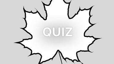Ten quiz tylko wydaje się prosty. Komplet punktów? Tylko prawdziwym znawcom to się uda!