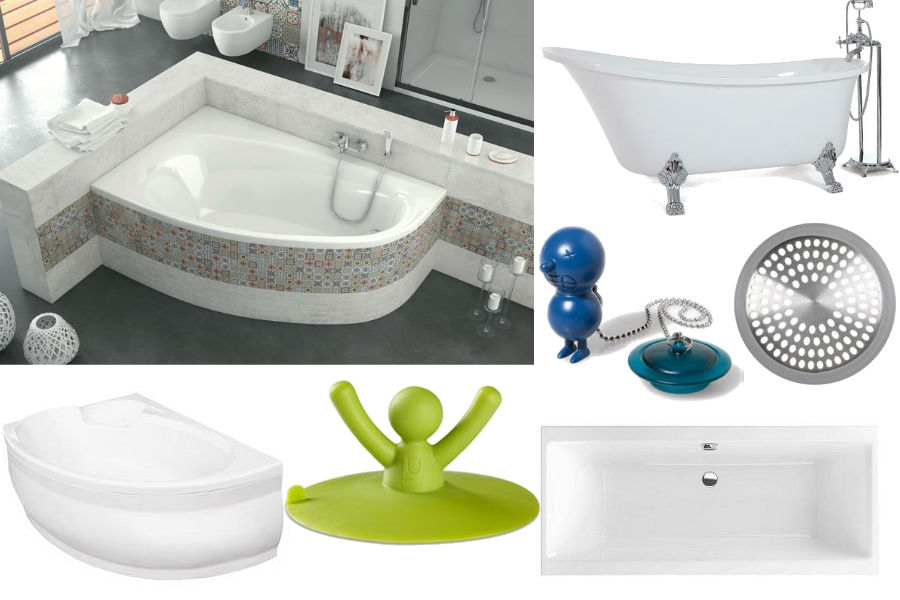 Wanna - alternatywa dla prysznica do dużej łazienki