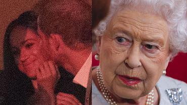 Książę Harry i Meghan Markle na sekretnej herbatce u królowej. Zaręczyny tuż-tuż