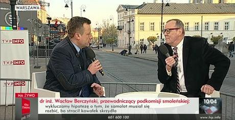 Wacław Berczyński (TVP Info)