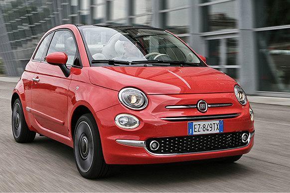 Fiat 500 to samochód-symbol w segmencie małych, miejskich aut, Fot. Materiały Partnera