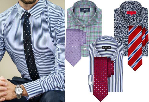 Jak dobierać krawat