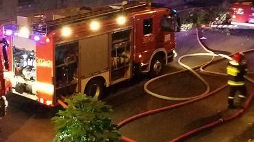 Makabryczna zbrodnia w Łodzi. Płonący mężczyzna biegł po centrum
