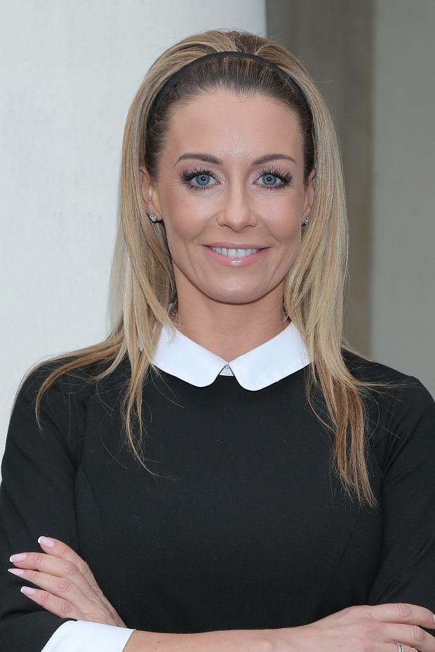 Małgorzata Rozenek w 2015 roku