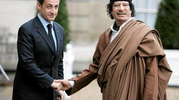 Sarkozy w stanie oskarżenia. Miał wziąć od dyktatora miliony na kampanię wyborczą
