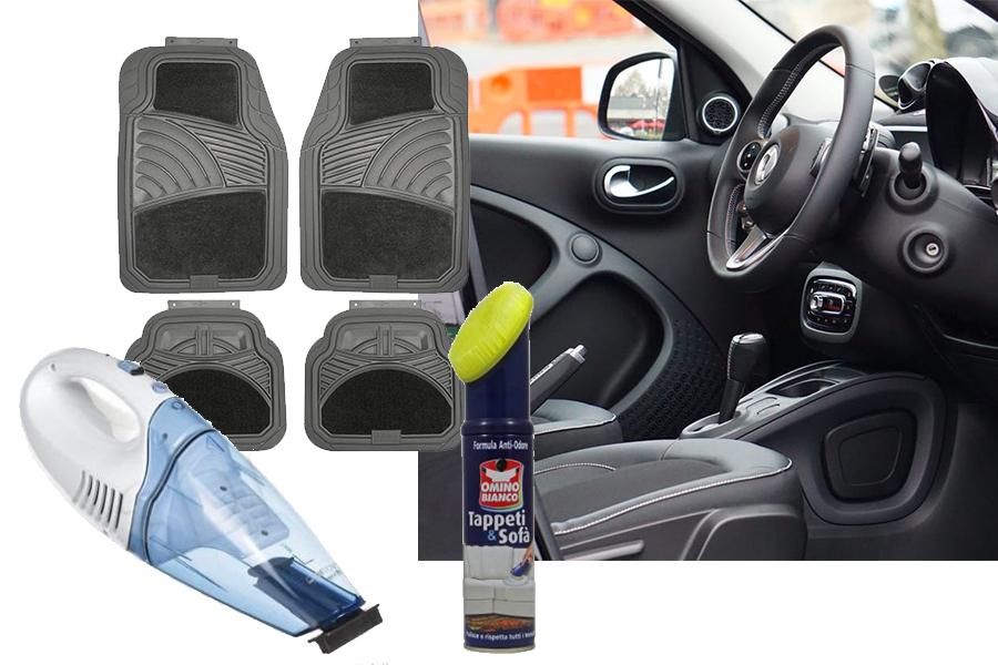 Zadbaj o wnętrze samochodu
