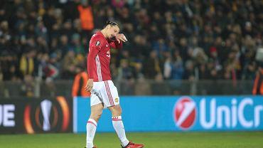 Zlatan Ibrahimović honorowo odrzucił ofertę Jose Mourinho