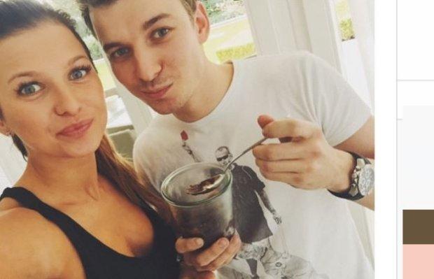Anna Lewandowska i Piotr Stachurski