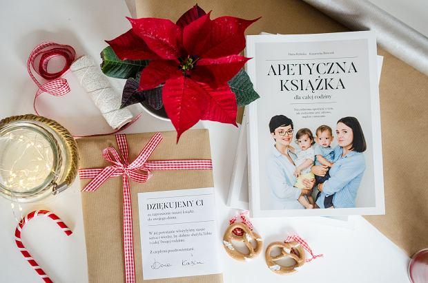 'Apetyczna książka dla całej rodziny', Daria Rybicka, Katarzyna Bonczek