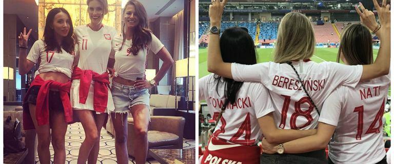 Jak kibicowały polskie WAGs w meczu Polska-Senegal? Na stadionie w Moskwie nowe twarze